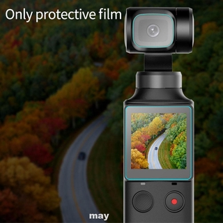 Gimbal Camera Film Thin Replacement Parts Coverage Transparent Lens Screen Protection Anti Scratch For FIMI PALM