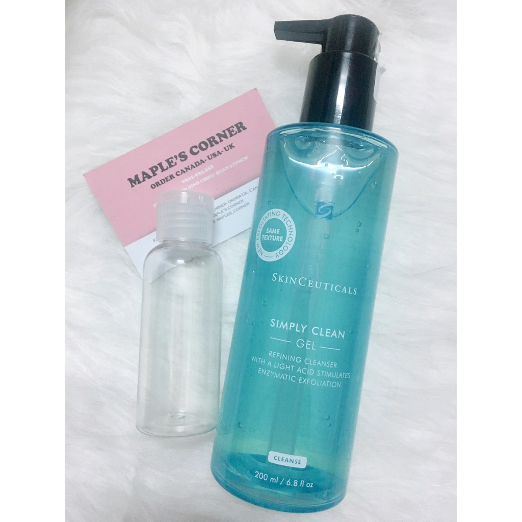 [share] Sữa rửa mặt Skinceuticals Simply Clean Gel - 2437367 , 1297024208 , 322_1297024208 , 140000 , share-Sua-rua-mat-Skinceuticals-Simply-Clean-Gel-322_1297024208 , shopee.vn , [share] Sữa rửa mặt Skinceuticals Simply Clean Gel