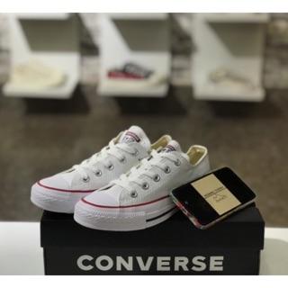 [CHÍNH HÃNG] Giày Converse Classic Trắng Thấp Cổ (có bảo hành) thumbnail