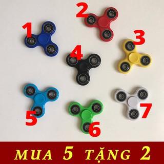 [Mua 5 tặng 2]Spinner Con Quay Giúp giảm stress Hiệu quả – màu ngẫu nhiên