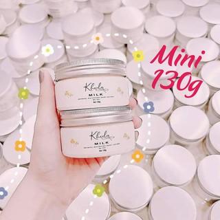 [TẶNG TẨY DA CHẾT] Kem dưỡng trắng da toàn thân Body Milk/Kem trắng da body chất mềm mịn như sữa dưỡng trắng da