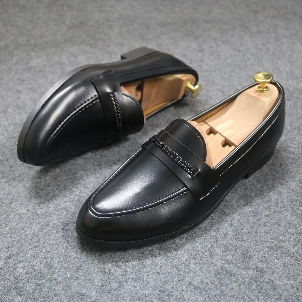 Giày Tây Nam Lịch Lãm OHS409