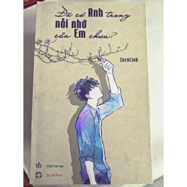 sách- Đã có anh trong nỗi nhớ của em chưa