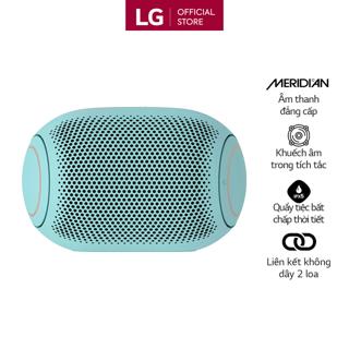 Loa Bluetooth di động LG XBOOMGo PL2B - Hàng chính hãng thumbnail