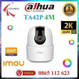 Camera IP 2M 4M WIFI (XOAY 360) IMOU Ranger 2C TA42P - B  A22EP  Trong Nhà Độ nét cao 1080P FullHD C22EP F22p