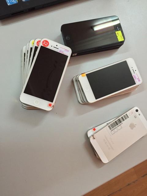 Điện Thoại IPhone 5 Quốc Tế 16GB Màu Trắng Nguyên Bản LL/A Zin Apple