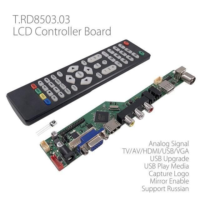 T.SK105A.03 Bo Tivi LCD Led đa năng thay thế T.RD8503.03, T.V56.031, T.V53.03 (ko có DVB-T2)