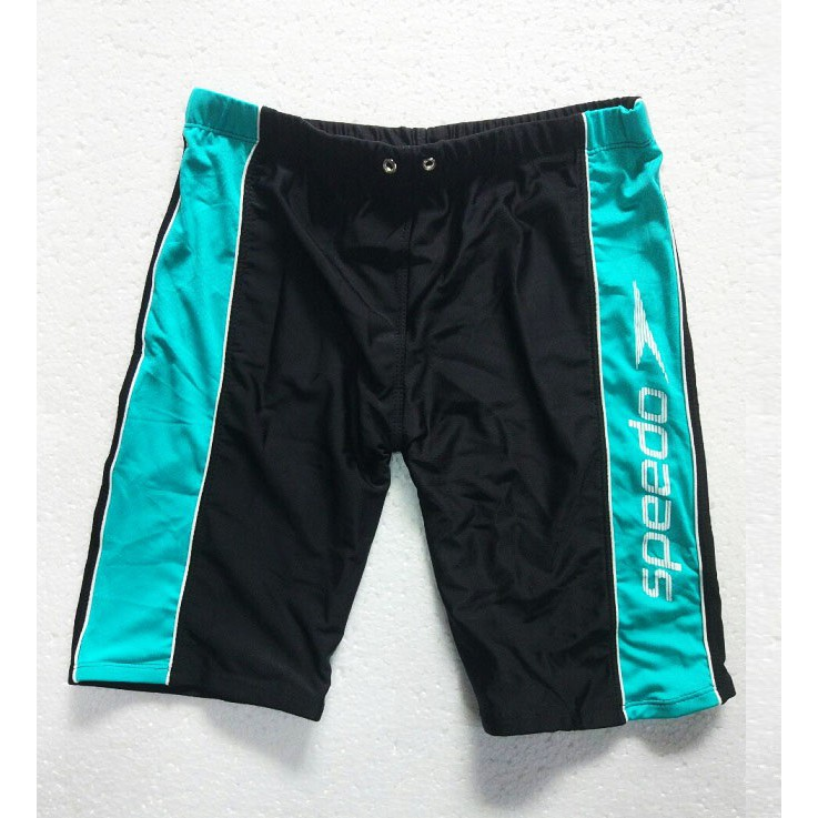 Quần bơi Speedo nam đen phối xanh ngọc - 3156360 , 311594643 , 322_311594643 , 70000 , Quan-boi-Speedo-nam-den-phoi-xanh-ngoc-322_311594643 , shopee.vn , Quần bơi Speedo nam đen phối xanh ngọc