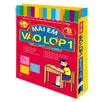 Túi Mai em vào lớp 1 ( 8 cuốn dành cho bé từ 5-6 tuổi ) - 3056523 , 630337920 , 322_630337920 , 86000 , Tui-Mai-em-vao-lop-1-8-cuon-danh-cho-be-tu-5-6-tuoi--322_630337920 , shopee.vn , Túi Mai em vào lớp 1 ( 8 cuốn dành cho bé từ 5-6 tuổi )