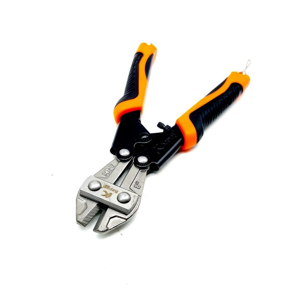 Kìm cộng lực Kìm cắt sắt mini Kapusi 8 inch