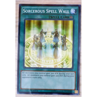 [Thẻ Yugioh] Sorcerous Spell Wall
