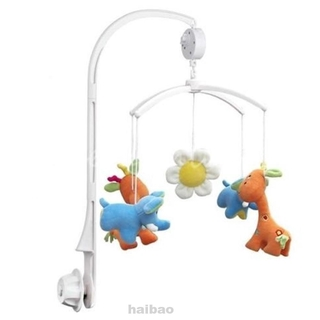 ABS Crib Mobile Sleeping Hanging Funny Gift Bed Bell
