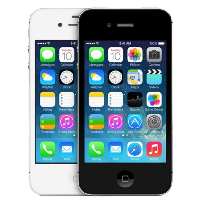 Điện Thoại Iphone 4S Quốc Tế 8G Chính Hãng Apple Dùng Youtube Zalo Facebook