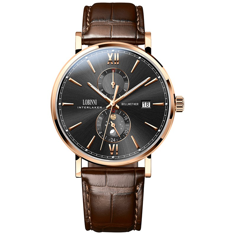Đồng hồ nam Lobinni No.1022-2