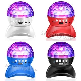 Loa Bluetooth Không Dây Có Đèn Led Nhiều Màu