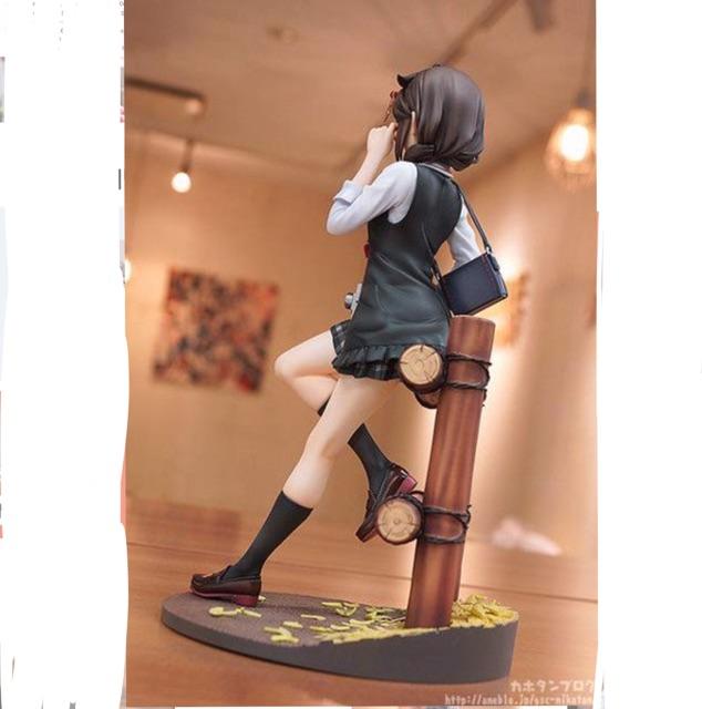 (duy nhất 1 bộ) mô hình figure casual ver kantai