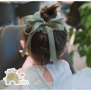 Chun buộc tóc cho bé gái kiểu dáng Hàn Quốc thumbnail