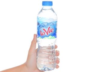 [Có sẵn] Thùng 24 chai nước khoáng La Vie 600ml
