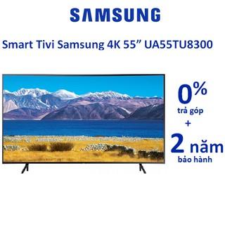 Tivi Samsung  4K Ultra HD 55 Inch 55TU8300