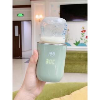 Máy sữa cầm tay Jiffi 3.0 [Nhỏ gọn, làm nóng nhanh, bảo hành 6 tháng]