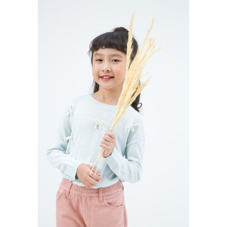 IVY moda áo len bé gái MS 58G0296