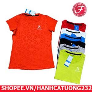 áo thể thao nữ cộc tay💖FREESHIP💖 áo thể thao nữ thun HANHSN21 nhiều màu