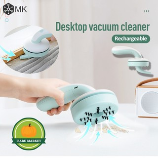 [FreeShip_Chính hãng] Máy hút bụi cầm tay mini sạc pin không dây để vệ sinh cho bàn làm việc phím laptop máy tính pc
