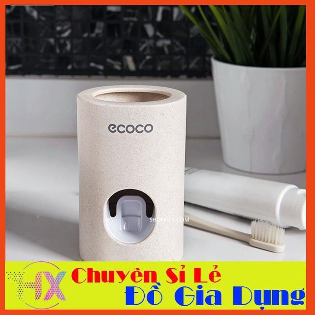 [THANH LÝ] Dụng cụ lấy kem đánh răng tự động Ecoco, dụng cụ nhả kem Ecoco - CHẤT LƯỢNG CAO