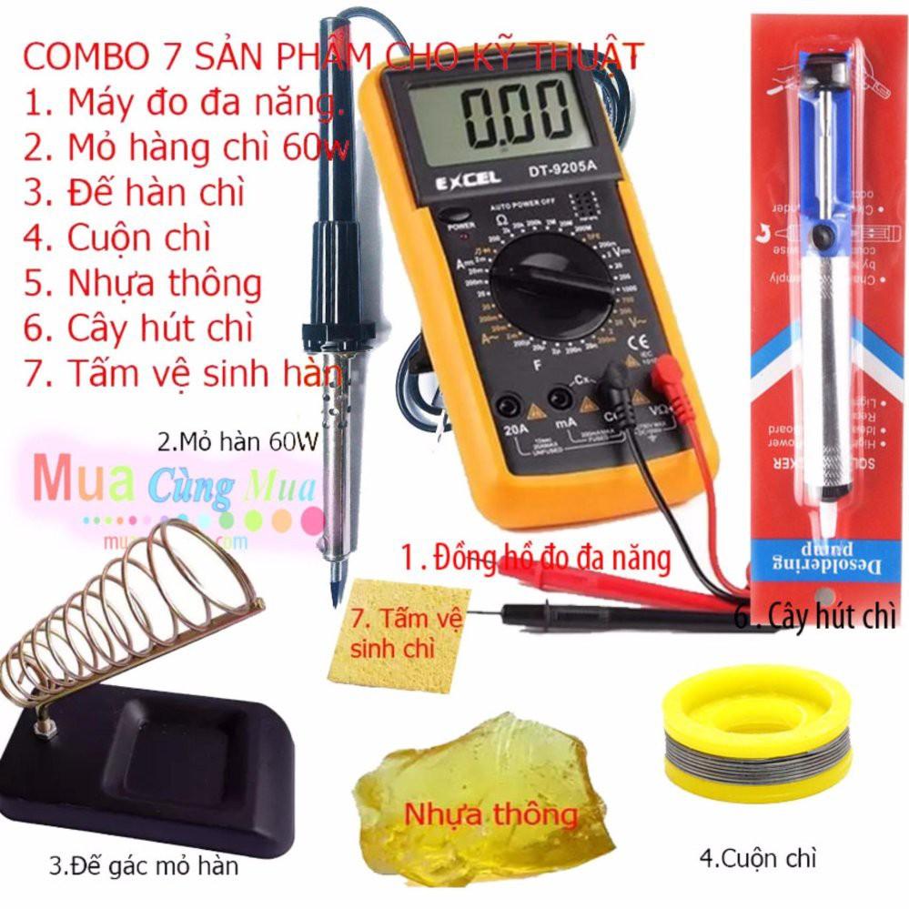COMBO 7MON DỤNG CỤ EXCEL 9205A - 14710036 , 1598538826 , 322_1598538826 , 219000 , COMBO-7MON-DUNG-CU-EXCEL-9205A-322_1598538826 , shopee.vn , COMBO 7MON DỤNG CỤ EXCEL 9205A