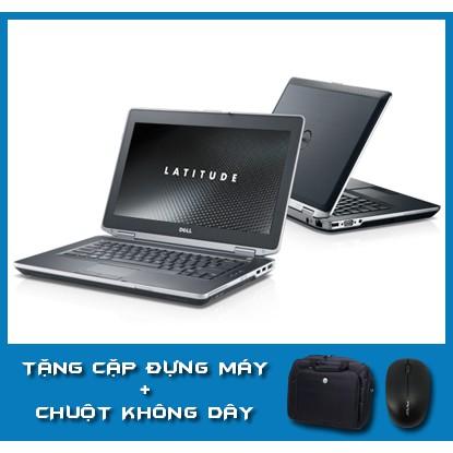 [Quá Rẻ ] Laptop Cũ Dell E6430 Core i5 Gen 3_Ram 4G_Chiến Game_Làm Đồ Họa Mượt. Tặng Phụ Kiện