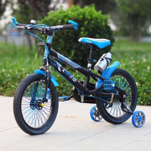 xe đạp thể thao leo núi cho trẻ em (bánh 16)