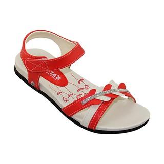 Sandal bé gái Bita s SOB.227 (Đỏ + Hồng) thumbnail