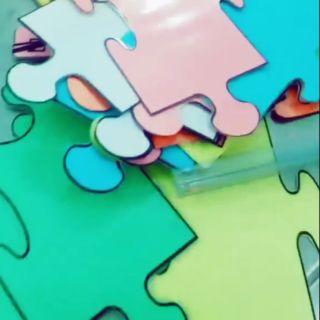 Puzzle dạy học