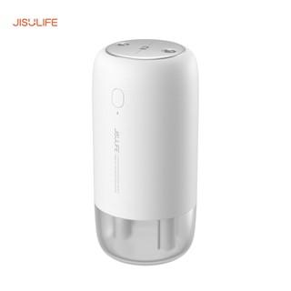 Máy phun sương tạo ẩm không khí Jisulife JB08, 2 vòi phun sương công suất lớn kiêm làm đèn ngủ_BH 12 tháng chính hãng