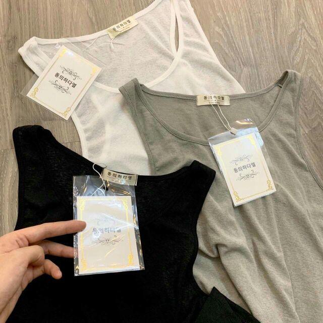 Combo 2 áo ba lỗ nữ