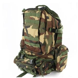 Balo Lính Mỹ Chiến Thuật 7D Swat - Balo Thể Thao Vải Bố Quân Đội