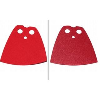 Đồ chơi xếp hình phụ kiện Lego Áo choàng 2 mặt Đỏ tươi/sẫm