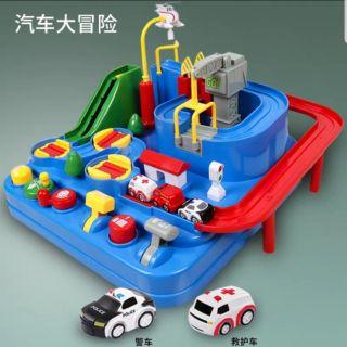 Bộ đồ chơi ô tô điều khiển