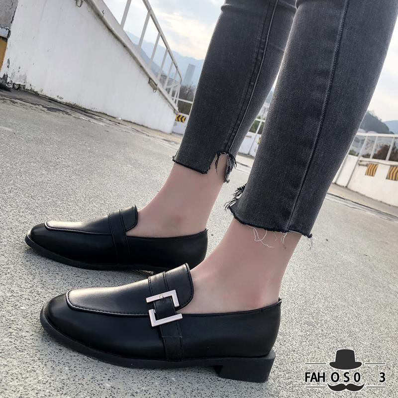 Giày oxford chất liệu da đế bằng mũi vuông thanh lịch dành cho nữ - 13990876 , 2137640228 , 322_2137640228 , 331200 , Giay-oxford-chat-lieu-da-de-bang-mui-vuong-thanh-lich-danh-cho-nu-322_2137640228 , shopee.vn , Giày oxford chất liệu da đế bằng mũi vuông thanh lịch dành cho nữ