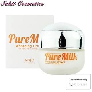 Kem Sữa Dưỡng Trắng Da Pure Milk ANJO 50ml thumbnail
