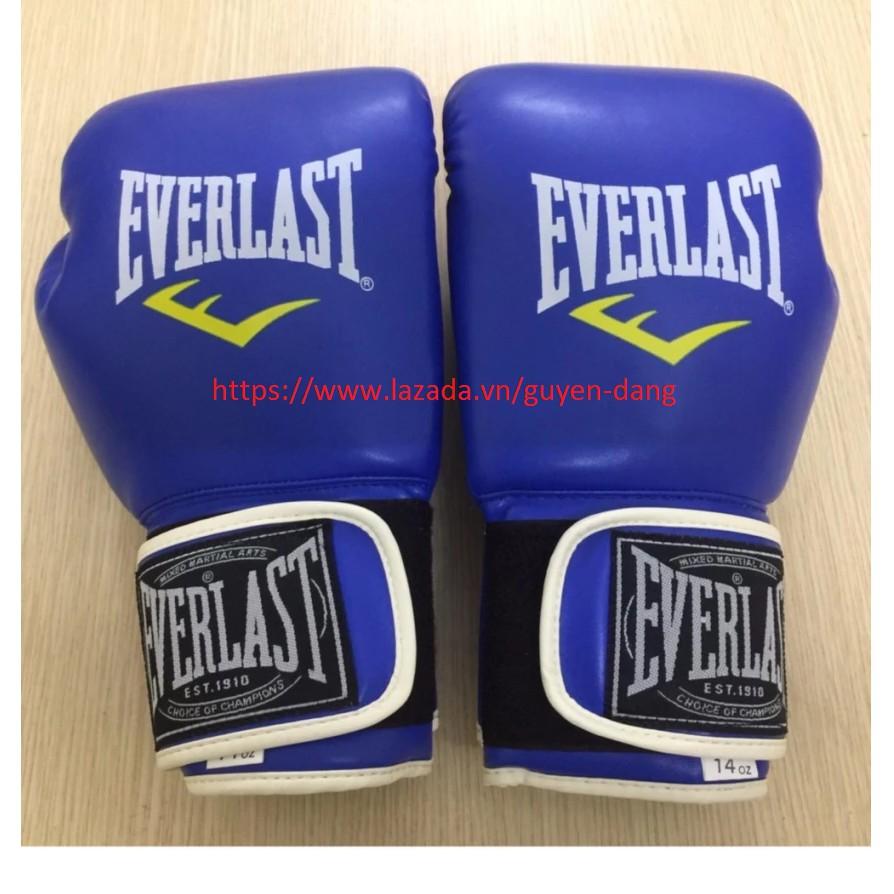 Găng tay tập boxing Everlast - 3604725 , 1025226677 , 322_1025226677 , 299000 , Gang-tay-tap-boxing-Everlast-322_1025226677 , shopee.vn , Găng tay tập boxing Everlast