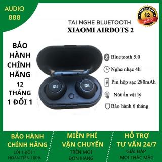 Tai Nghe Bluetooth AirDots Redmi2 True Wireless ,Cảm Biến Tự Động Kết Nối