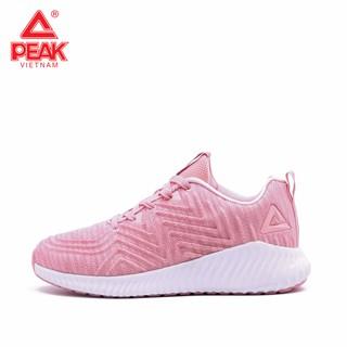 Giày chạy bộ Nữ PEAK Cushion Running EW94208H thumbnail