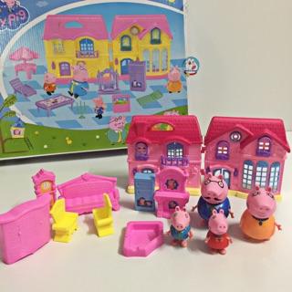 Biệt thự xinh đẹp nhà Peppa pig – 913