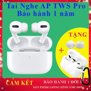 Tai Nghe Không Dây kiểu dáng A.I.R.PODS chính hãng SD DESIGN AP TWS định vị đổi tên, kết nối Bluetooth,âm thanh cực chất