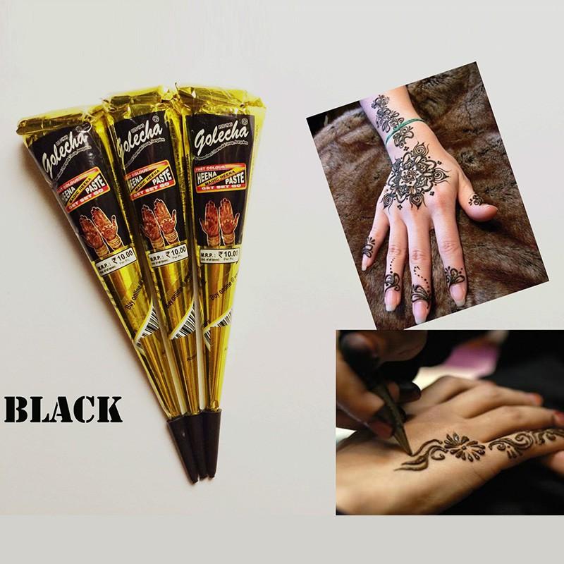 HOT DEAL Mực henna Ấn Độ chính hãng