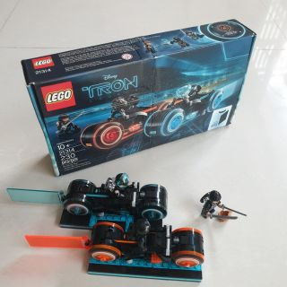 LEGO chính hãng Ideas 21314 Tron Legacy (used)