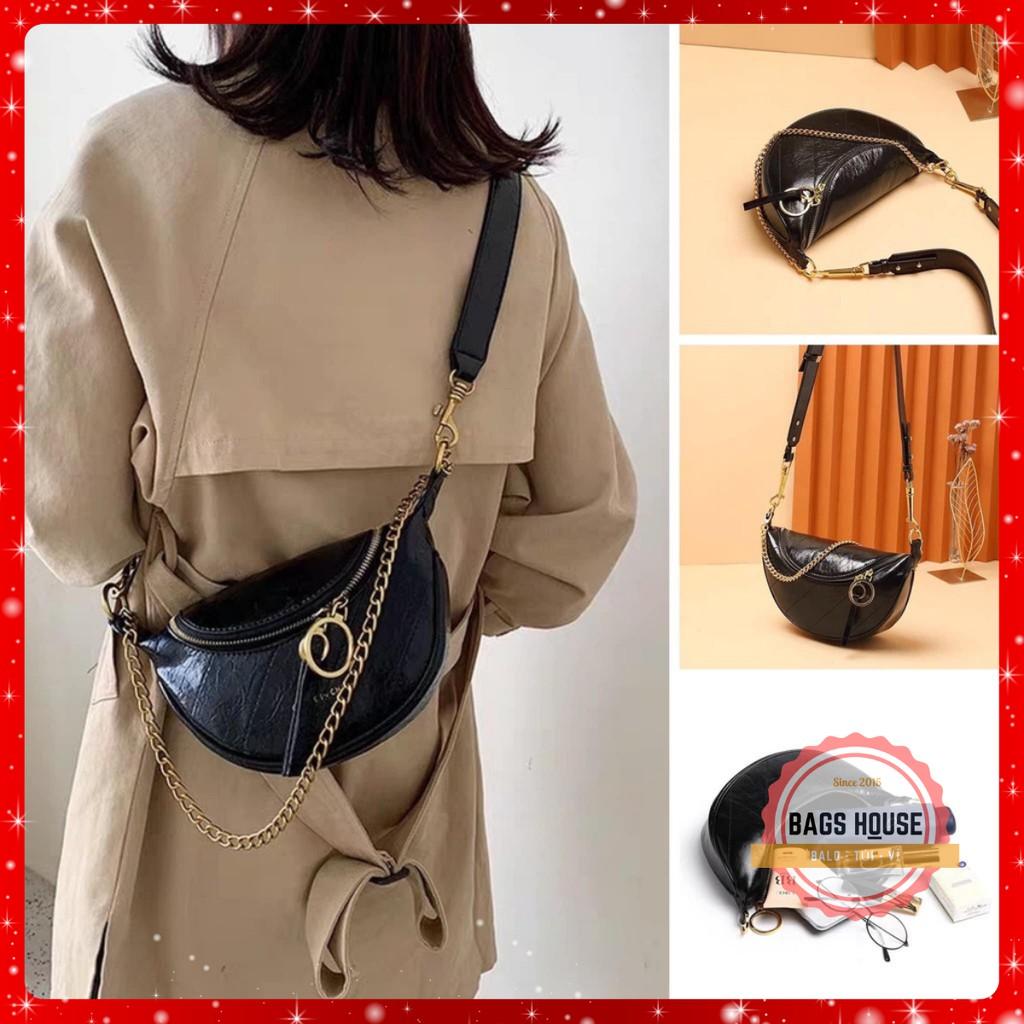 Túi bao tử mini đeo bụng túi bao tử đeo chéo nữ hottrend mẫu mới nhất 2020 DBUNGCNK