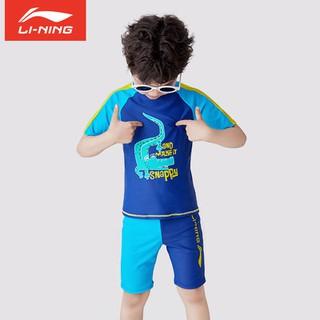 Bộ đồ bơi dành cho trẻ em lý Ninh Bộ đồ bơi dành cho bé trai, bé trai, bé trai, bé trai, bé trai
