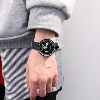 (giá sỉ)đồng hồ thời trang nam nữ Huans dây silicon SS101